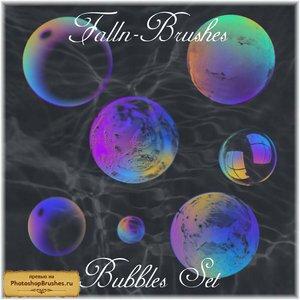 Кисти мыльные пузыри
