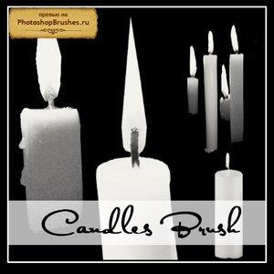 Кисти свечи