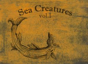 Кисти морские твари