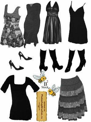 Кисти модная одежда