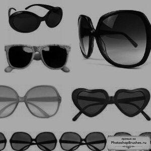 Кисти солнечные очки