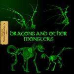 Кисти скелеты драконов